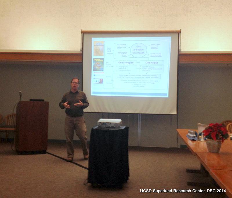 UCSD SRC Speaker Dr. Pezzoli