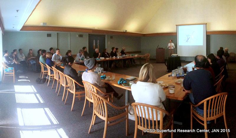 UCSD SRC Speaker Dr. Brenner