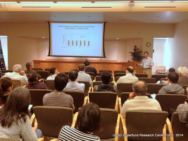 UCSD SRC Speaker Dr. Xiao-Ming Yin