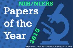 NIEHS 2015 Papers of the Year