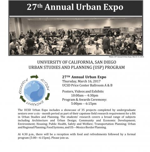 UCSD Urban Expo 2017 | Superfund Research Center