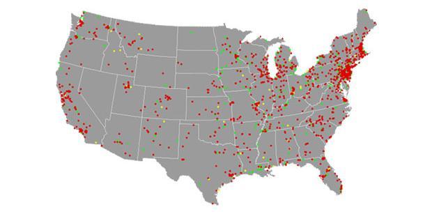 Superfund Sites in USA